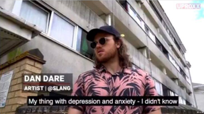 This U.K. Rapper Wants To Change How We Think About Mental Illness