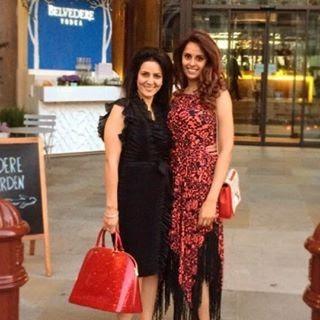 Kavita Oberoi OBE And Malminder Gill