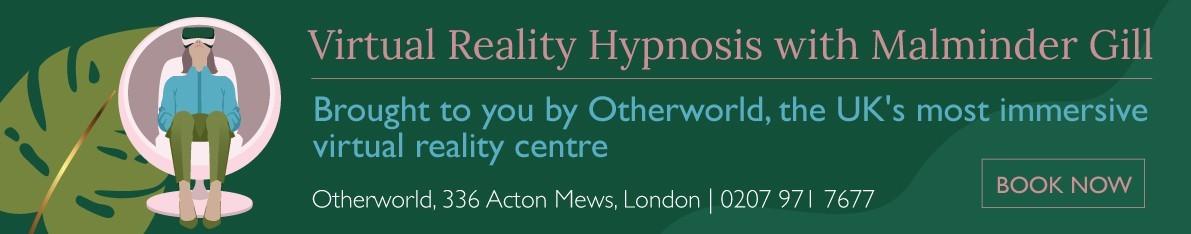 Virtual Reality Hypnosis Malminder Gill